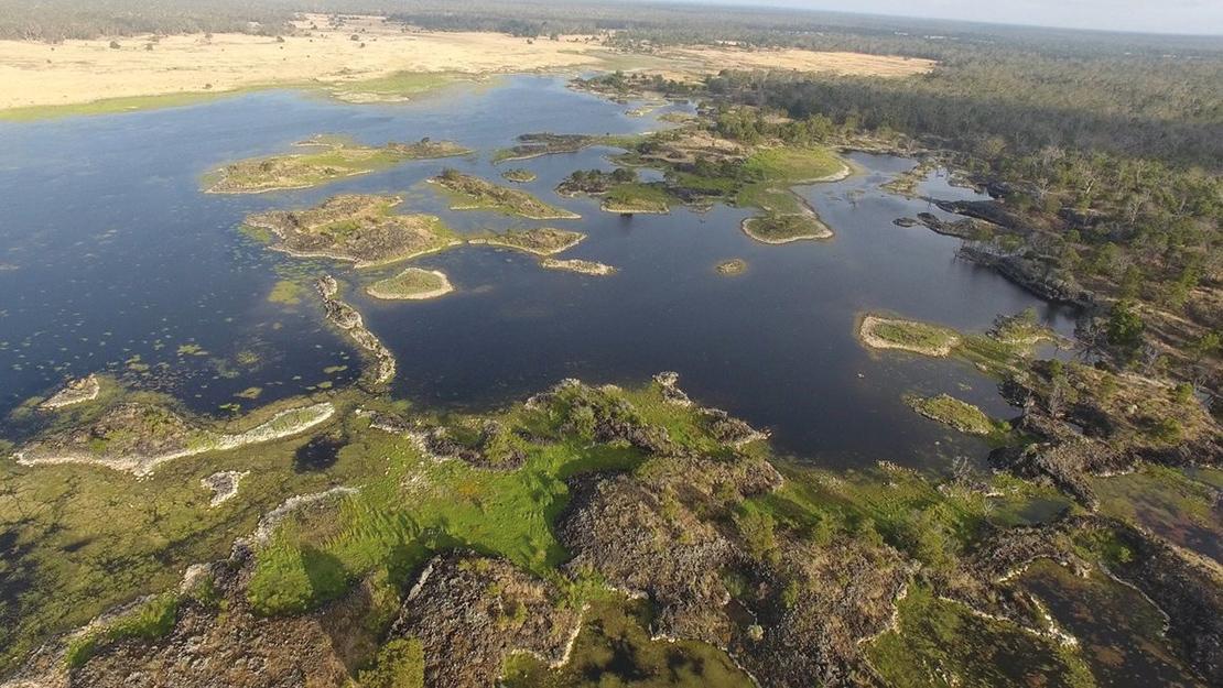 Gunditjmara rangers are restoring the environment, and revitalising their cultural heritage. Credit: Tyson Lovett-Murray, Gubdutj Mirring Traditional Owners Aboriginal Corporation RNTBC.